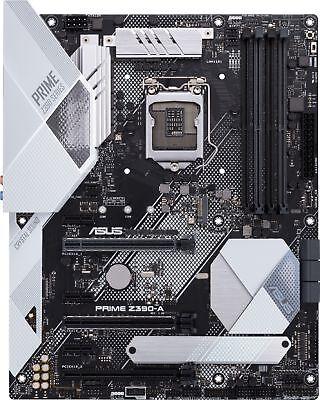 ASUS Prime Z390-A Motherboard LGA1151  ATX DDR4 DP HDMI M.2
