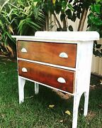 Beautiful silky oak dresser Kippa-ring Redcliffe Area Preview
