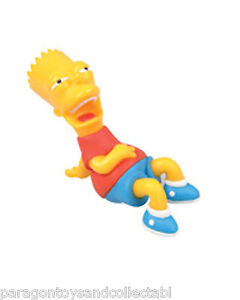 Simpsons Series 1 Evergreen Terrace Loose Figure - Bart Simpson Laughing