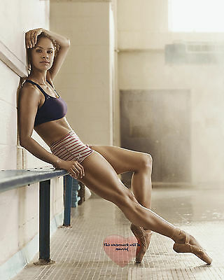 Misty Copeland  8X10   Other Size   Paper Type  Photo Picture Image Mc4