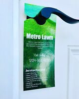 Metro Lawn - spring cleaning