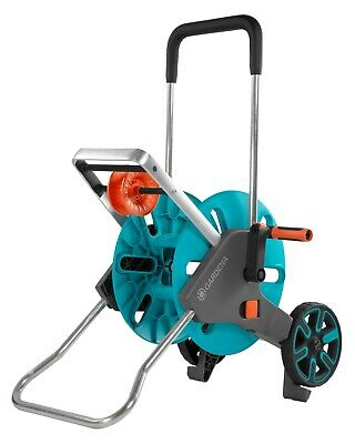 Gardena Hose Cart Aquaroll M Easy 18515-20 Water Hose Garden Winding
