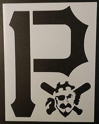 Pittsburgh Pirates Pirate Baseball 8.5