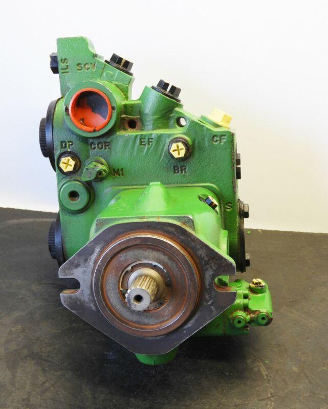 John Deere Hydraulic Pump 2470735A, L300 S61, 1470338-A, ENO JS 400, DJ6864