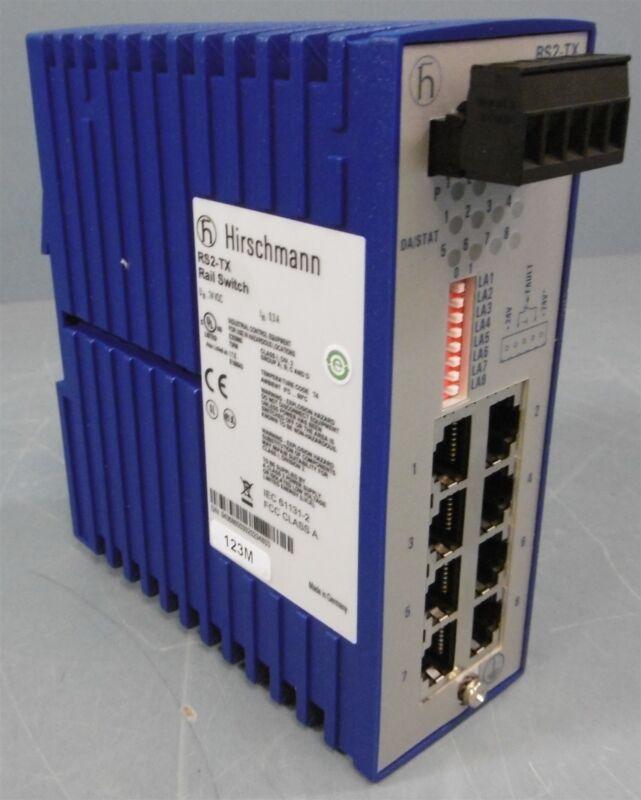 Hirschmann Rail Switch: RS2-TX