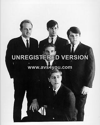 """Beach Boys 10"""" x 8"""" Photograph no 72"""