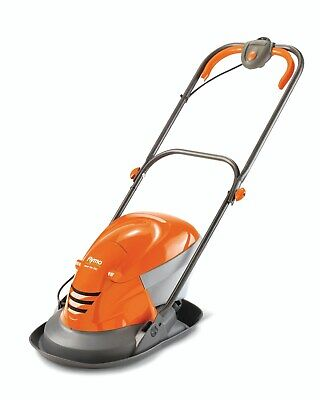 Flymo Hover Vac 250 Hover Collect Mower - Silver Grade