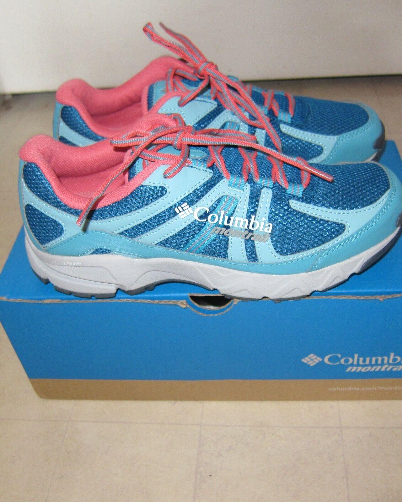 Columbia Monrail Bighorn Canyon Women Shoes Phoenix Blue Sz