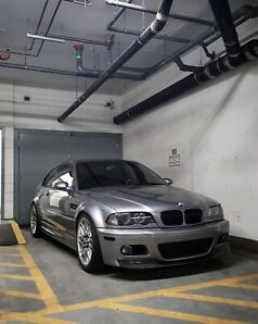 2003.5 BMW e46 M3 coupe Manual