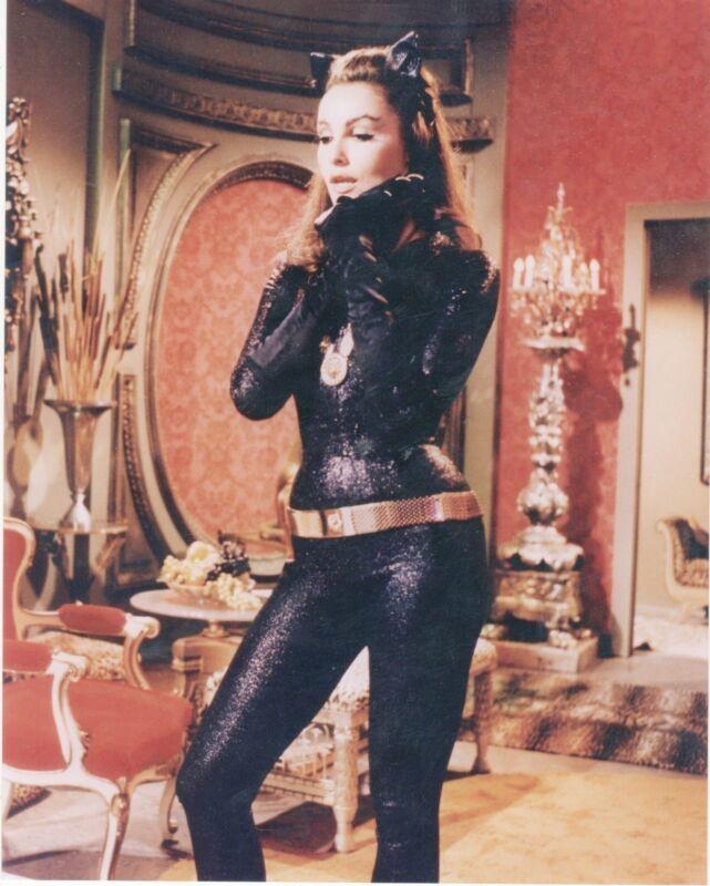 Catwoman Batman Tv Series 1966 8x10 Picture Celebrity Print