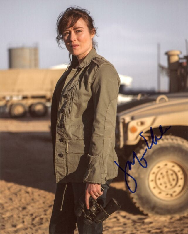 "Jennifer Ehle ""Zero Dark Thirty"" AUTOGRAPH Signed 8x10 Photo ACOA"