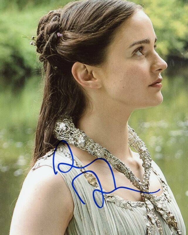 """Aisling Franciosi """"Game of Thrones"""" AUTOGRAPH Signed 8x10 Photo ACOA"""