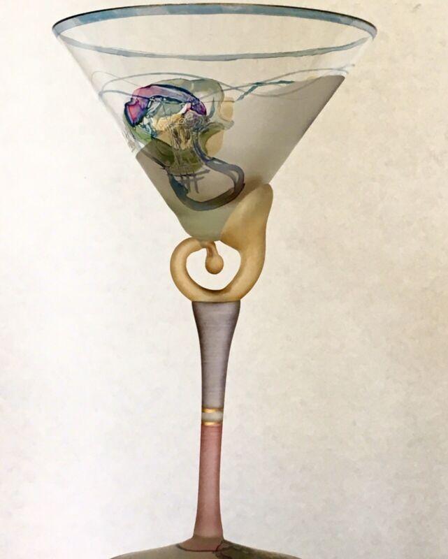 Ion Art Margarita Art Glass