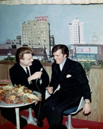 Ronnie Dove & Ronnie Jackson TV Photo