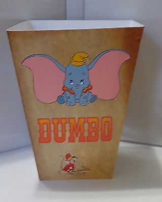 Dumbo Popcorn Box 1. Disneyland Cartoons......free Shipping