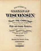 Old Wisconsin Map