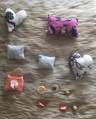 Barbie doll accessories bundle