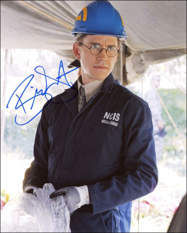 "Brian Dietzen ""NCIS"" AUTOGRAPH Signed 8x10 Photo"