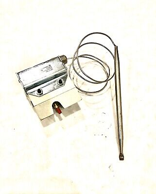 Pp10803 Pitco Dcs Gas Fryer Saftey High Limit Cut Out Thermostat Free Shipping