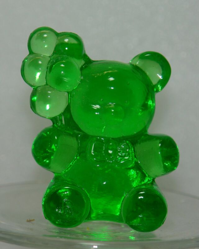 Boyd Glass Patrick Balloon Bear Tangy Lime