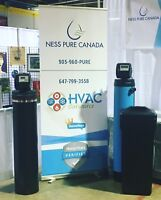 Water Softeners & Filtration Systems Installed