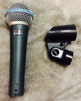 Shure Beta 58A Vocal Microphone AS NEW Negotiable