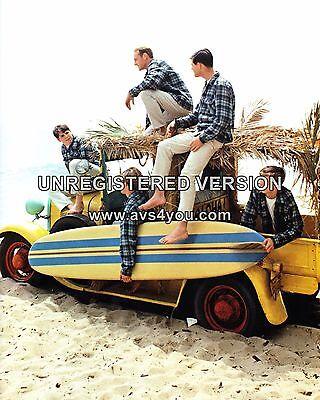 """Beach Boys 10"""" x 8"""" Photograph no 28"""