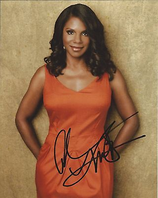Audra McDonald autograph - signed photo - Beauty and the Beast