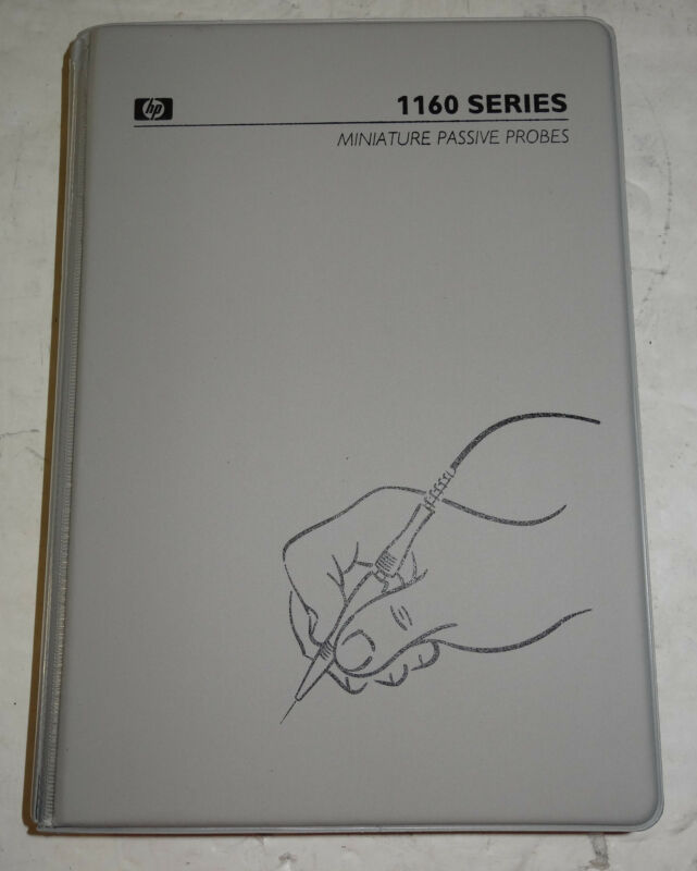 Keysight / Agilent 1160A Passive Probe 10:1 10Mohm 500MHz 1