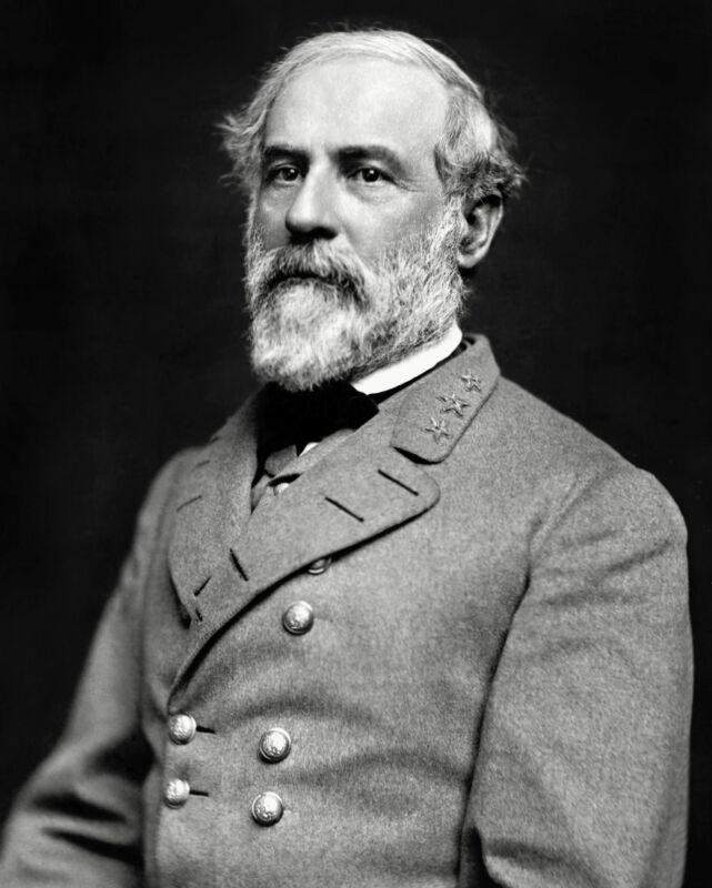 Robert E. Lee General American Civil War 8 x 10 Photo Photograph Picture