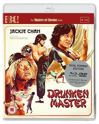 Drunken Master  Blu Ray   Dvd   1978  Jackie Chan Masters Of Cinema Hd Restored