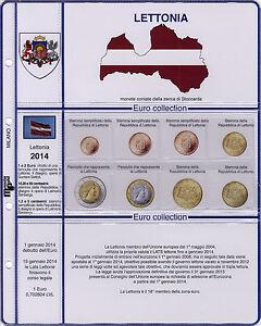 91-14LE-PAGINA-AGGIORNAMENTO-PER-SERIE-MONETE-EURO-LETTONIA-2014