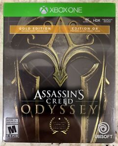 Assassin's Creed Odyssey XBOX ONE Steelbook Edition