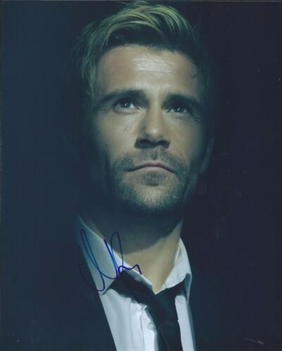 Matt Ryan Signed Autographed 8x10 Photo Constantine Criminal Minds Handsome B