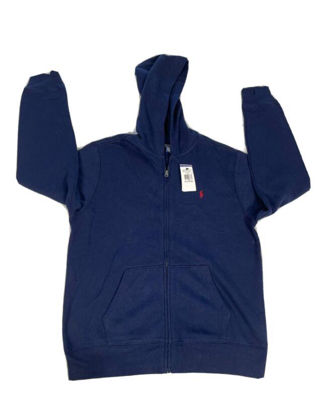polo ralph lauren..boys Jacket Hoodie..size  XL