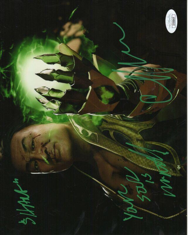 Cary-Hiroyuki Tagawa Autograph 8x10 Photo Mortal Kombat Signed JSA COA 6