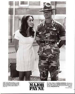 Major Payne Karyn Parsons Damon Wayans Movie Film Press Photo
