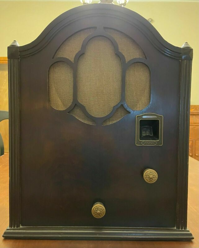 Majestic/Grigsby-Grunow Model 30 Vintage Tube Radio Untested