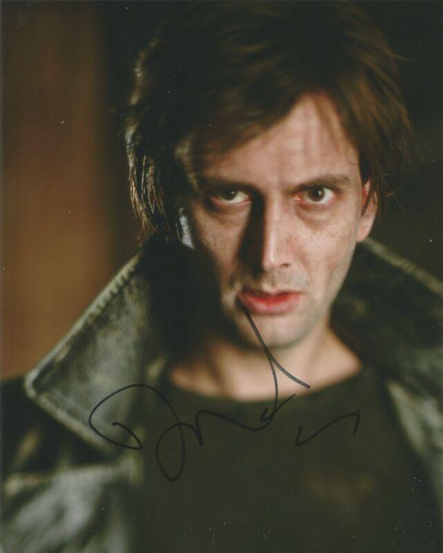 David Tennant Signed Harry Potter 10x8 Photo AFTAL