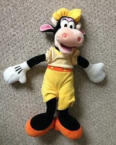 Clarabell the cow