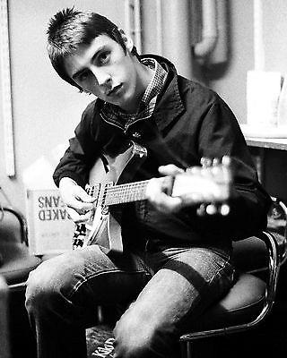 """Paul Weller The Jam Mods 10"""" x 8"""" Photograph no 4"""