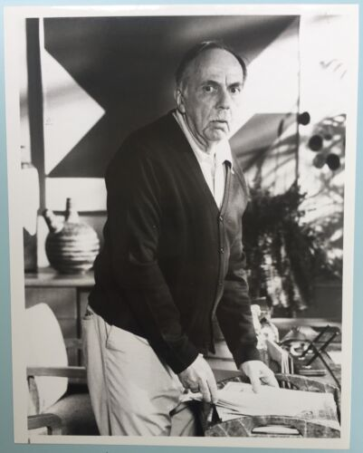 """Photo of Henry Jones from McClain's Law B&W 7""""X9"""" Picture 1992 Guest Star"""