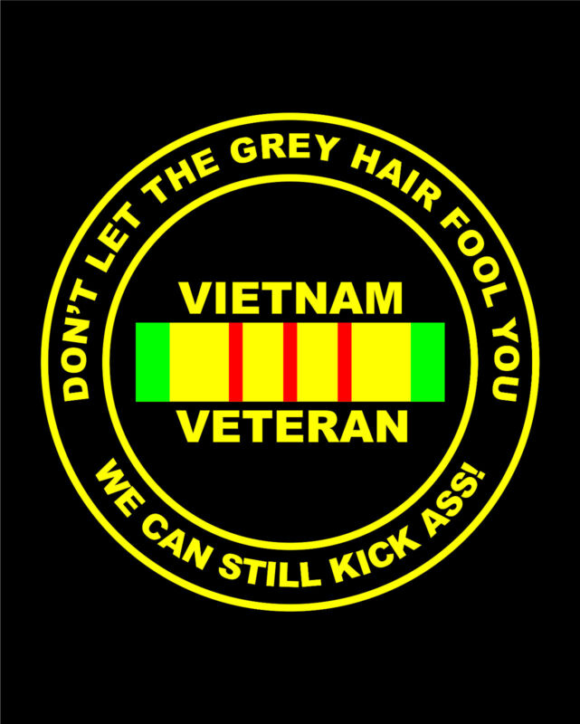 Vietnam veteran, t shirt, military, gun sight, scope mounts, sights, rings, new