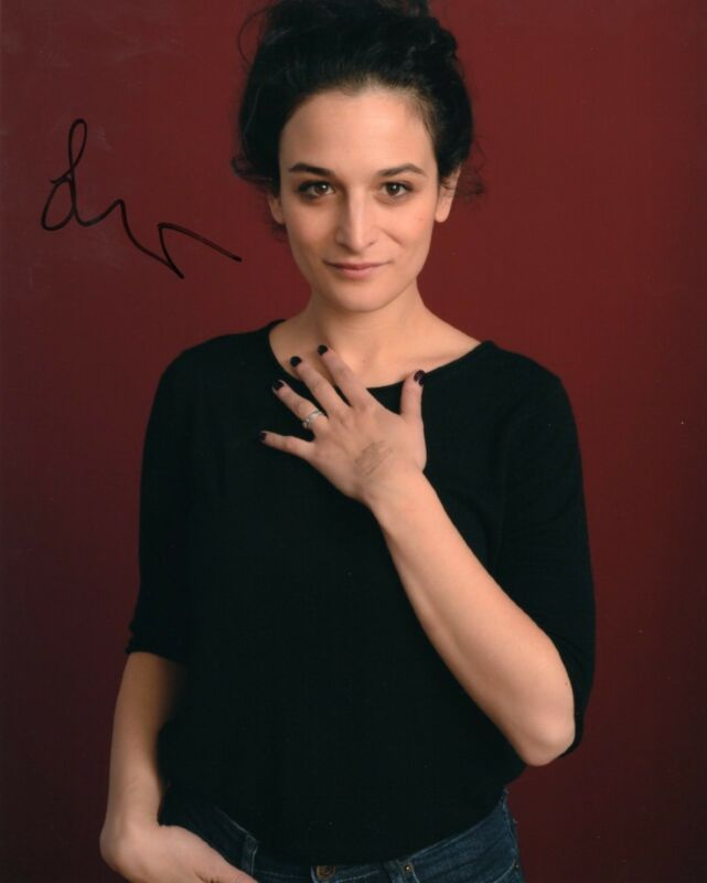 Jenny Slate signed Obvious Child 8x10 Photo w/COA Parks and Recreation #1