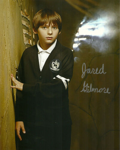 Jared Gilmore Once Upon A Time Autographed Signed 8x10 Photo COA #7