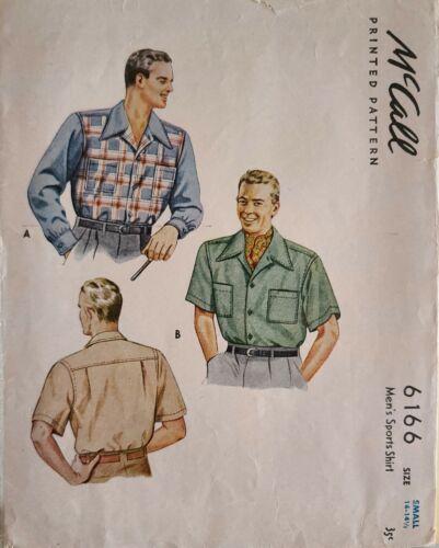 Vintage 1945 McCall Men