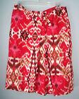 Batik Pleated Skirts for Women