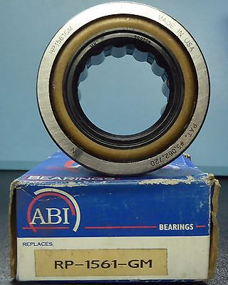 BRAND NEW ABI REAR REPAIR BEARING RP1561GM FITS LISTED VEHICLES