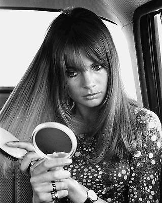 """Jean Shrimpton 10"""" x 8"""" Photograph no 3"""