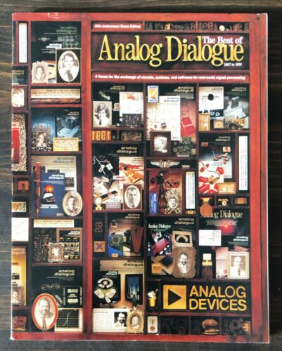 Analog Devices - The Best of Analog Dialogue 1967 to 1991